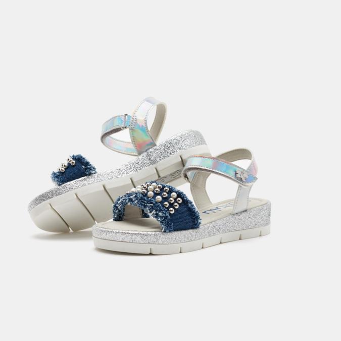 Chaussures Enfant lulu, Bleu, 369-9300 - 19