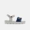 Chaussures Enfant lulu, Bleu, 369-9300 - 13