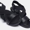 Chaussures Femme bata, Noir, 769-6768 - 16