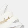 Chaussures Femme bata, Blanc, 574-1680 - 17