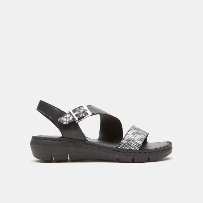 Chaussures Femme bata, Noir, 574-6680 - 13