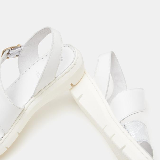 Chaussures Femme bata, Blanc, 574-1680 - 26
