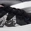 Baskets avec impressions de motifs animaliers bata, Noir, 541-6563 - 26