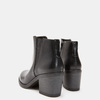 Bottines sur talon bata, Noir, 791-6561 - 15