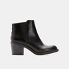 Bottines sur talon bata, Noir, 791-6561 - 13