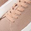 Baskets en tissu ajouré bata, Rose, 549-5279 - 26