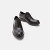 Chaussures Derby sans lacets bata, Noir, 511-6171 - 16
