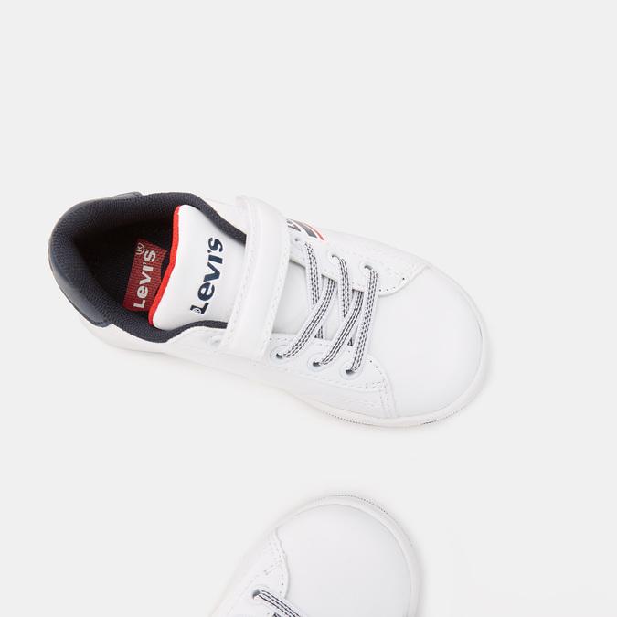 Baskets levis, Blanc, 211-1231 - 17