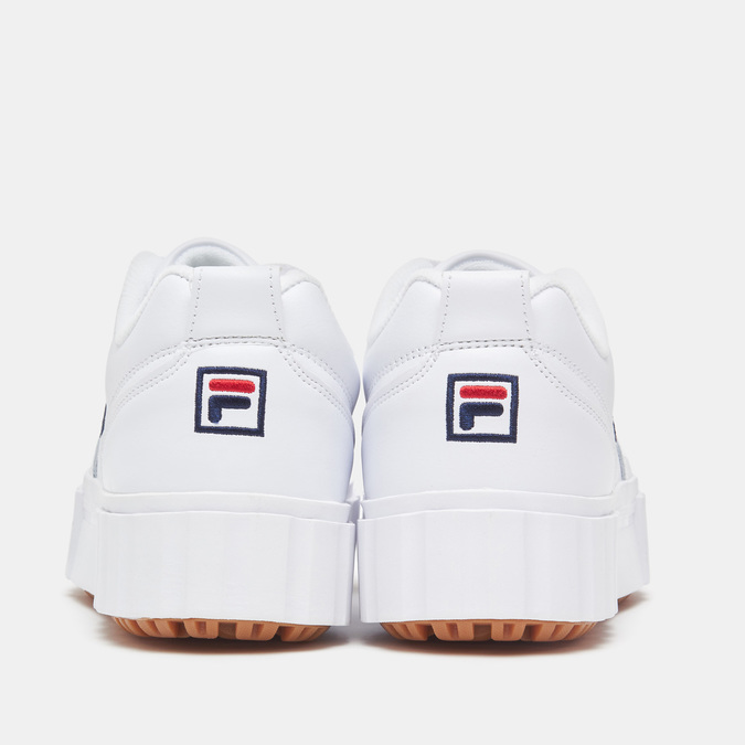Baskets fila, Blanc, 504-1550 - 19
