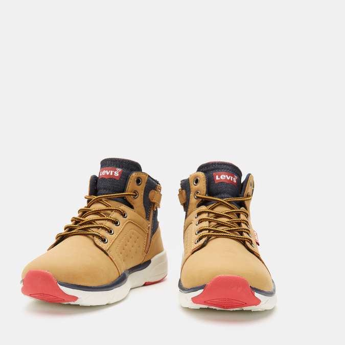 bottines enfant levis, Beige, 391-8175 - 16