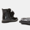 BOTTINES ENFANT mini-b, Noir, 391-6155 - 17