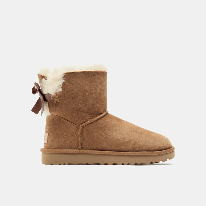 BOTTINES EN CUIR ugg, Brun, 593-3390 - 13