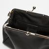 Pochette en cuir bata, Noir, 964-6306 - 17