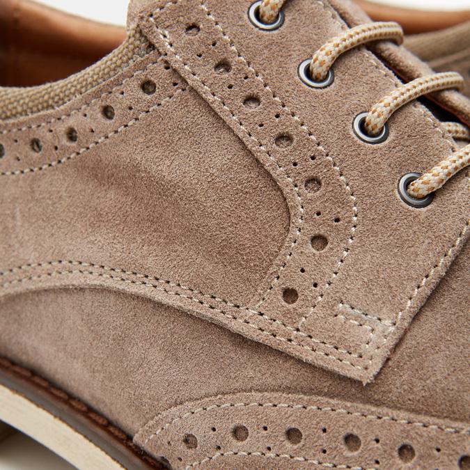 Chaussures à lacets homme flexible, Gris, 823-2193 - 26