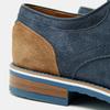 Chaussures à lacets homme bata, Bleu, 823-9115 - 26