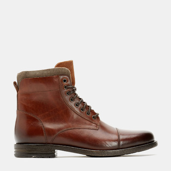 BOTTINES HOMME bata, Brun, 894-4517 - 13