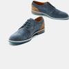 Chaussures à lacets homme bata, Bleu, 823-9115 - 19