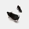 Baskets Knit femme bata, Noir, 549-6759 - 19