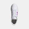 Baskets femme adidas, Blanc, 501-1718 - 16