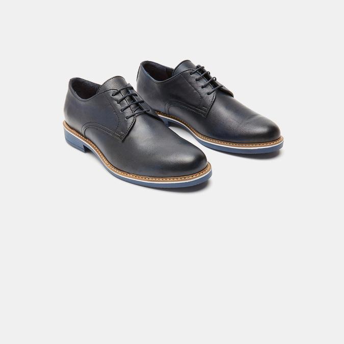 Chaussures à lacets homme bata-rl, Bleu, 824-9149 - 16