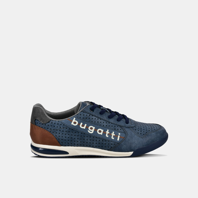 Tennis homme Bugatti bugatti, Bleu, 841-9127 - 13