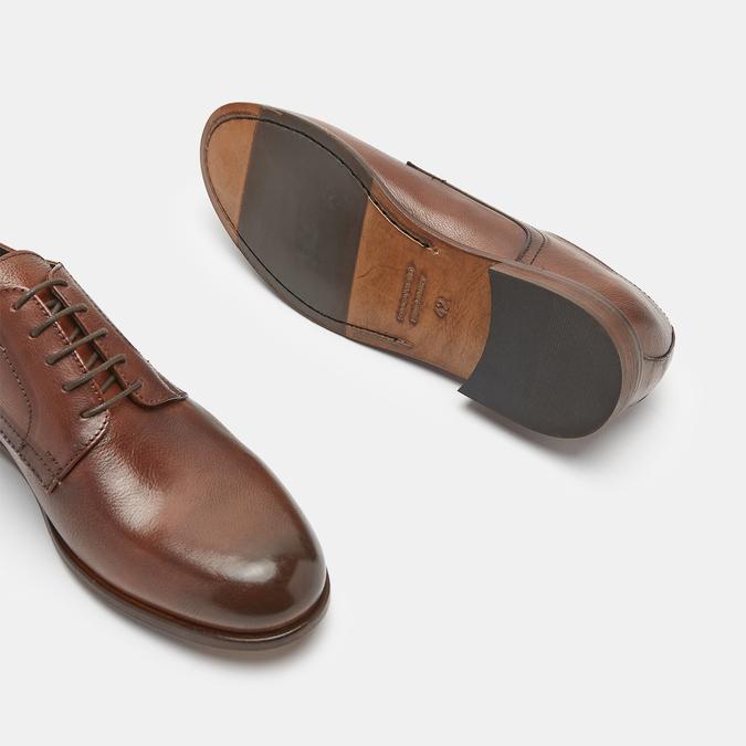 Chaussures à lacets homme bata-the-shoemaker, Brun, 824-3228 - 15