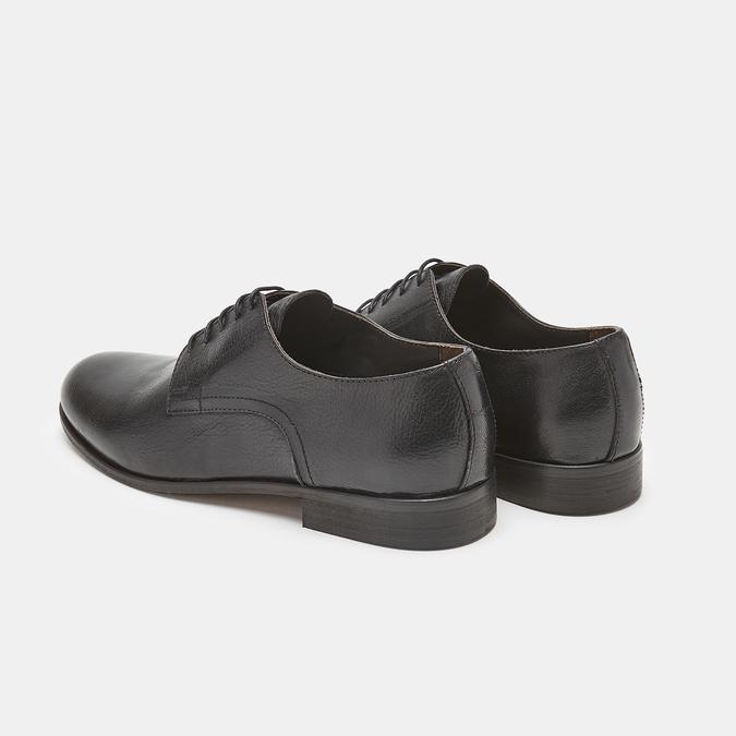 Chaussures à lacets homme bata-the-shoemaker, Noir, 824-6228 - 19