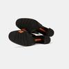 Sandales à talon ouvert et bout arrondi flexible, Noir, 624-6241 - 15