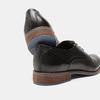 Chaussures à lacets homme bata, Noir, 824-6975 - 15
