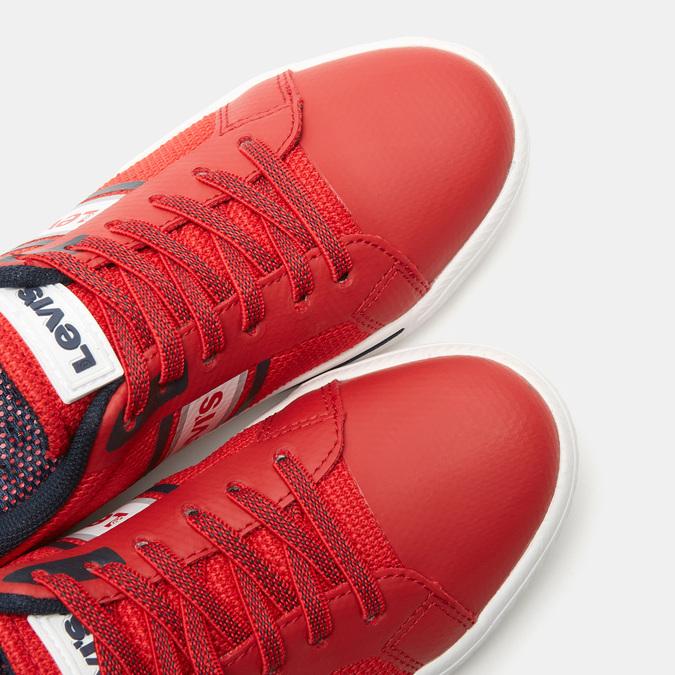 Baskets enfant levis, Rouge, 319-5237 - 15