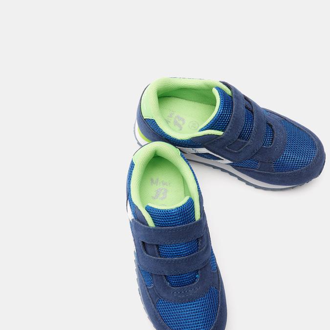 Baskets enfant mini-b, Bleu, 219-9250 - 15