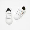 Baskets enfant à fermeture éclair mini-b, Blanc, 311-1285 - 26