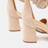 Sandales à bride autour de la cheville bata, Rouge, 769-5893 - 15