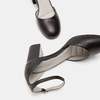 Escarpins en cuir flexible, Noir, 624-6240 - 17