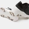 Baskets Knit femme bata, Noir, 549-6762 - 16