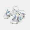 Sandales fille lulu, Argent, 361-2111 - 26