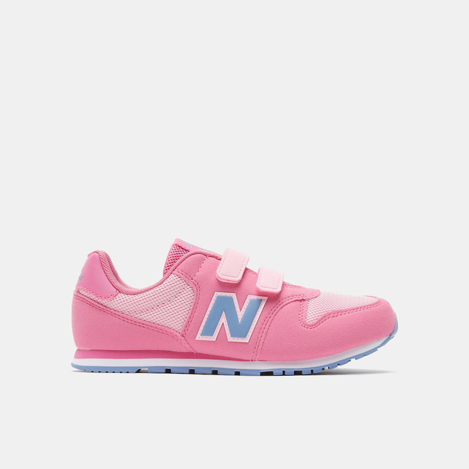 Baskets enfant new-balance, Rose, 309-5276 - 13