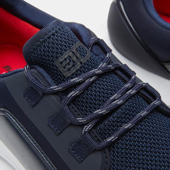 Baskets à lacets Bata 3D Energy bata-3d-energy, Bleu, 849-9992 - 16