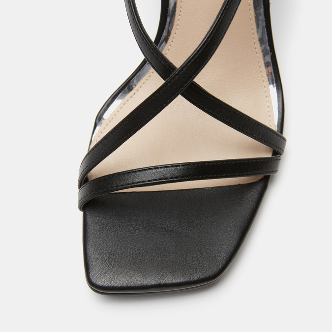 Sandales à bride bata-rl, Noir, 761-6853 - 15
