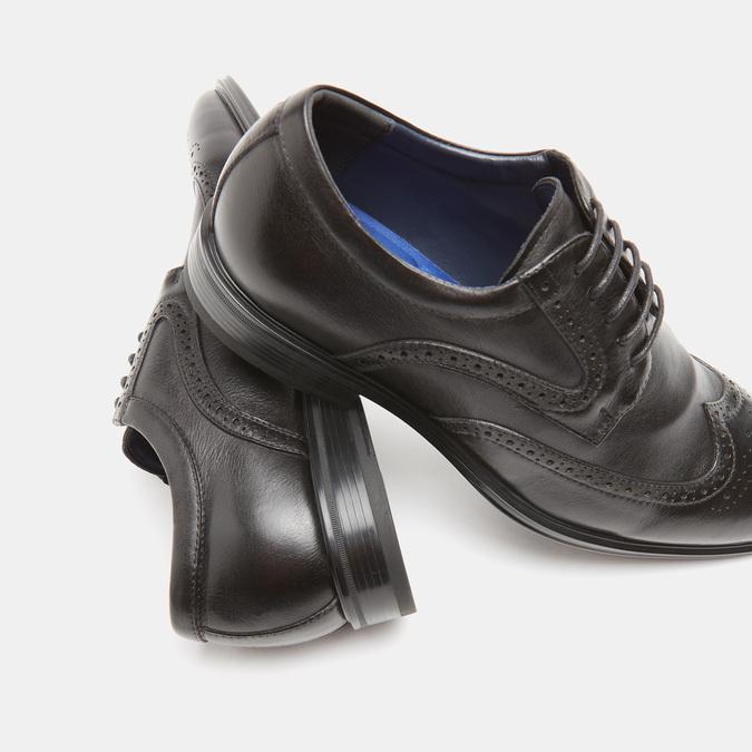 Chaussures à lacets homme, Noir, 824-6112 - 15