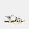 Sandales fille mini-b, Argent, 361-2413 - 13