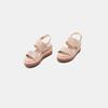 Sandales à plateforme bata, Jaune, 769-8885 - 16