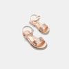 Sandales fille mini-b, Rose, 361-5414 - 16