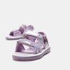 Sandales fille Reine des neiges, Violet, 261-9112 - 16
