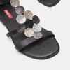 Sandales à bride bata-rl, Noir, 564-6917 - 16