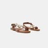 Sandales à bride bata-rl, Brun, 564-3916 - 16