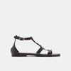 Sandales à bride bata-rl, Noir, 564-6917 - 13