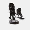 Sandales femme bata-rl, Noir, 563-6855 - 19