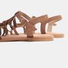Sandales femme bata, Brun, 563-3844 - 19