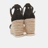 Sandales compensées bata, Noir, 769-6983 - 15